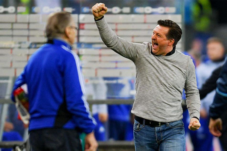 Abstieg rückt für HSV und Köln näher - Kovac verliert mit Frankfurt