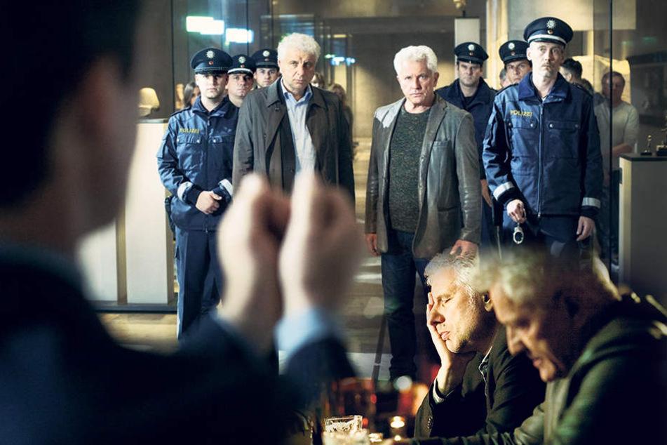 """Im nächsten """"Tatort"""" aus München, """"Der Tod ist unser ganzes Leben"""", wird es eine unerwartete Begegnung geben."""