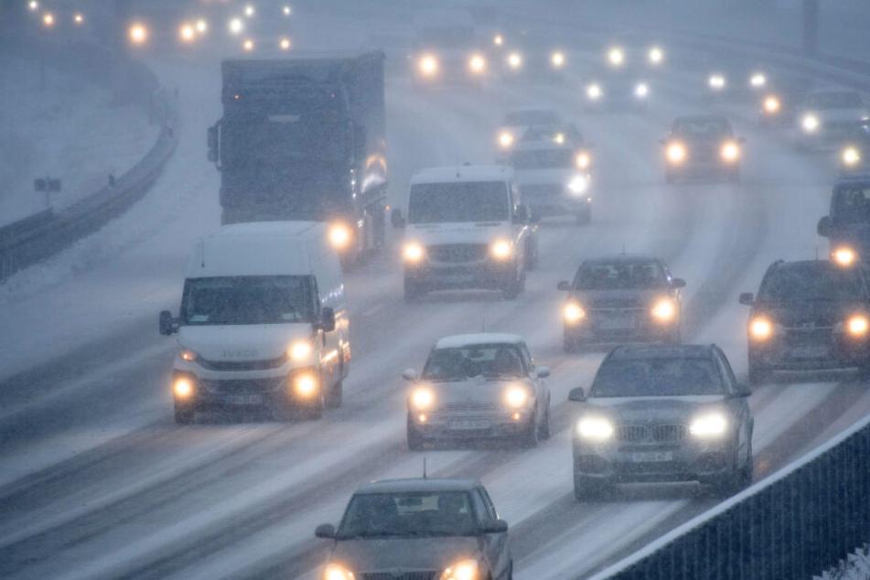 Fahrt schön langsam, liebe Autofahrer! (Symbolbild)