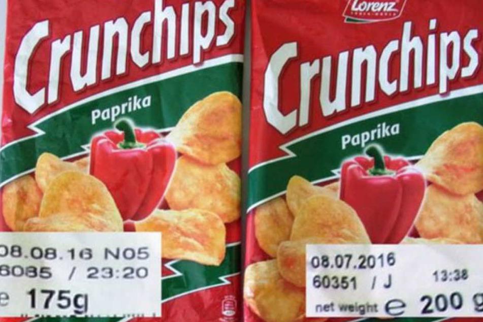 """Wie auch der Chips-Hersteller """"Lorenz""""."""