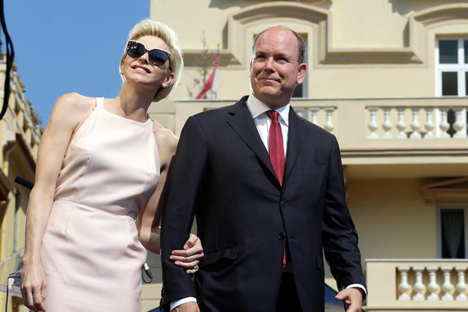 Ob Fürst Albert von Monaco seine Ehefrau, Fürstin Charlene, mit nach Dresden bringt, steht noch nicht fest.