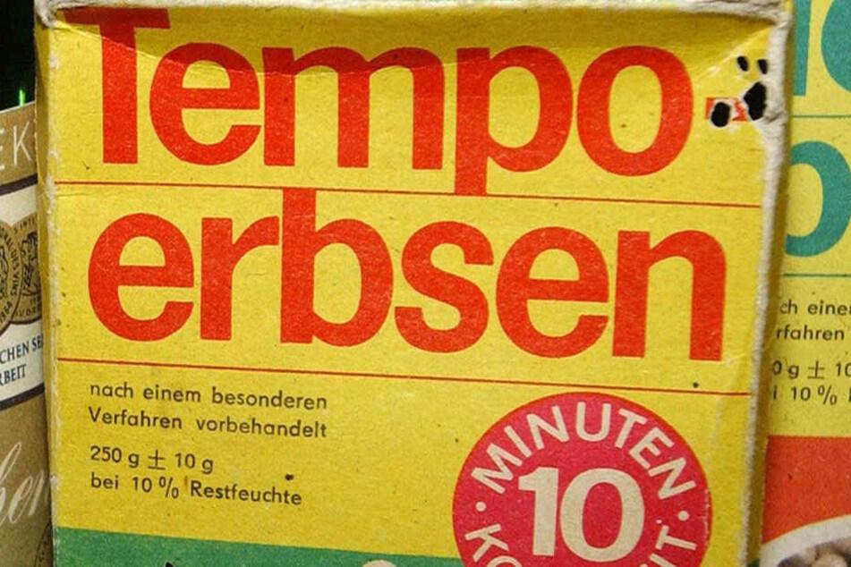 Tempo Erbsen, Kuko-Reis & Co.: DDR-Lebensmittel-Ikone ist tot