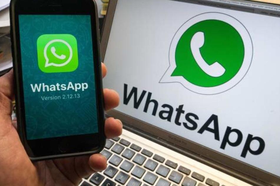 Der Facebook-Konzern baut WhatsApp um. Die Funktionen werden denen von Snapchat immer ähnlicher.