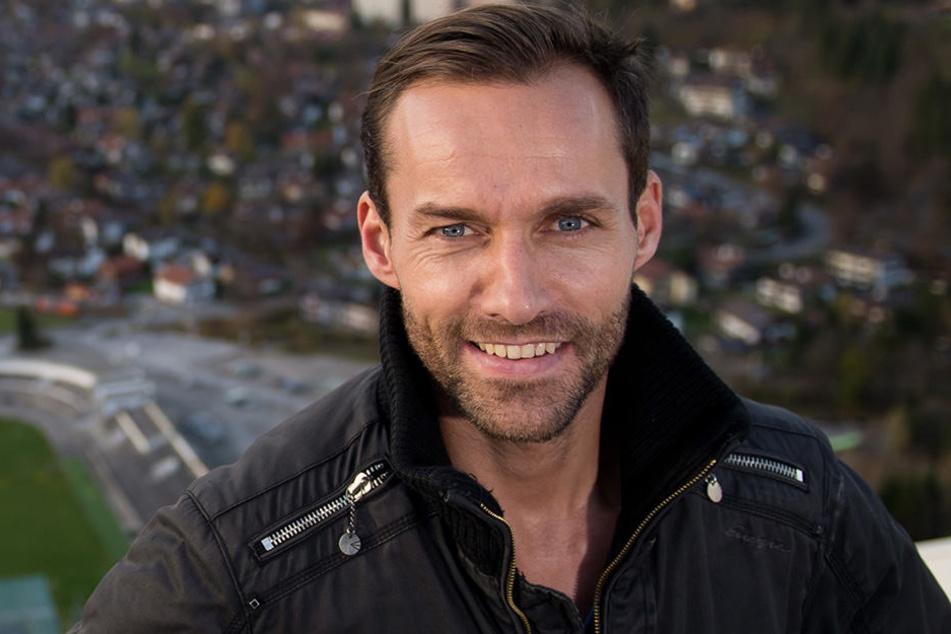 Ex-Skispringer Sven Hannawald (43)