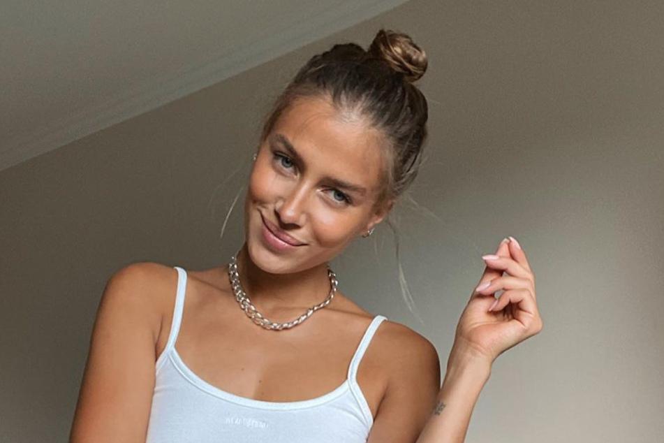 Nicole Poturalski (27) ist angeblich Brad Pitts neue Freundin.