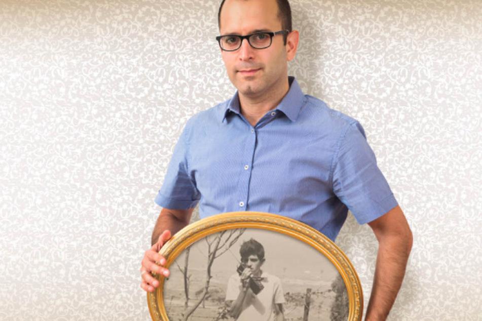 Co-Autor Dr. Yaniv Erlich.