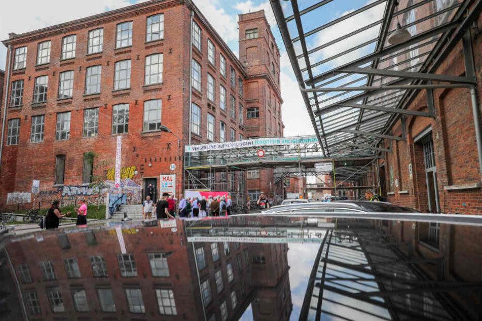 Die Leipziger Jahresausstellung in der Baumwollspinnerei sollte am 6. Juni beginnen.