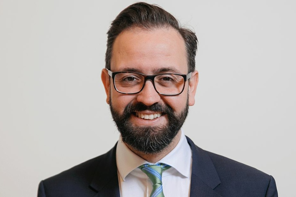 Sebastian Gemkow (39, CDU).
