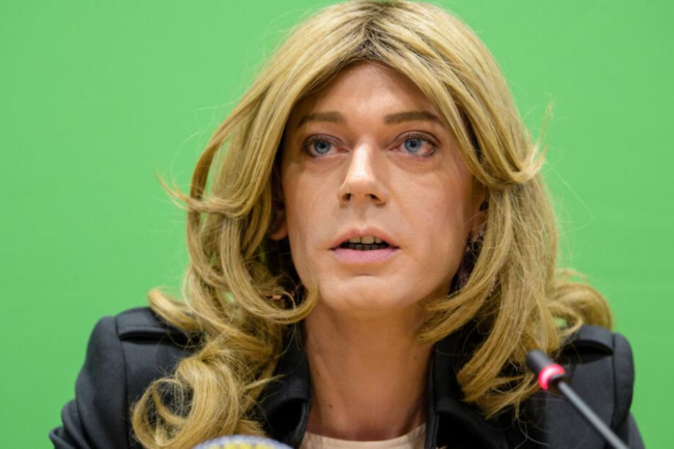 Tessa Ganserer fordert die Abschaffung des Transsexuellengesetzes in Deutschland.