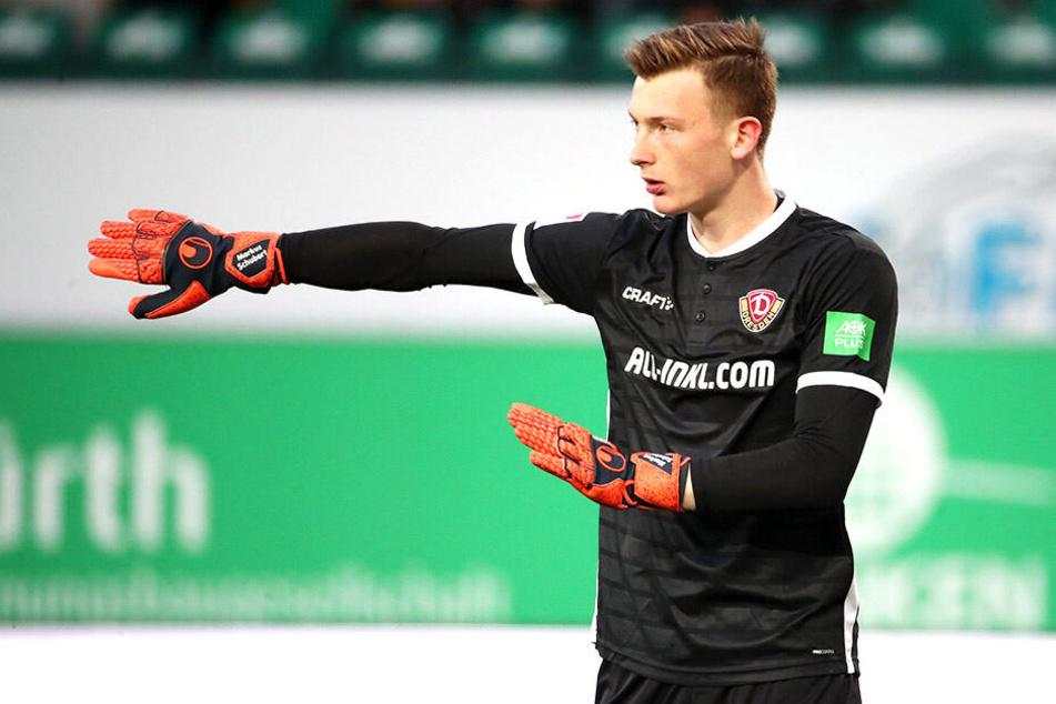 Vertrag bei Dynamo endet: Steht Torwart Schubert ab morgen ohne Verein da?
