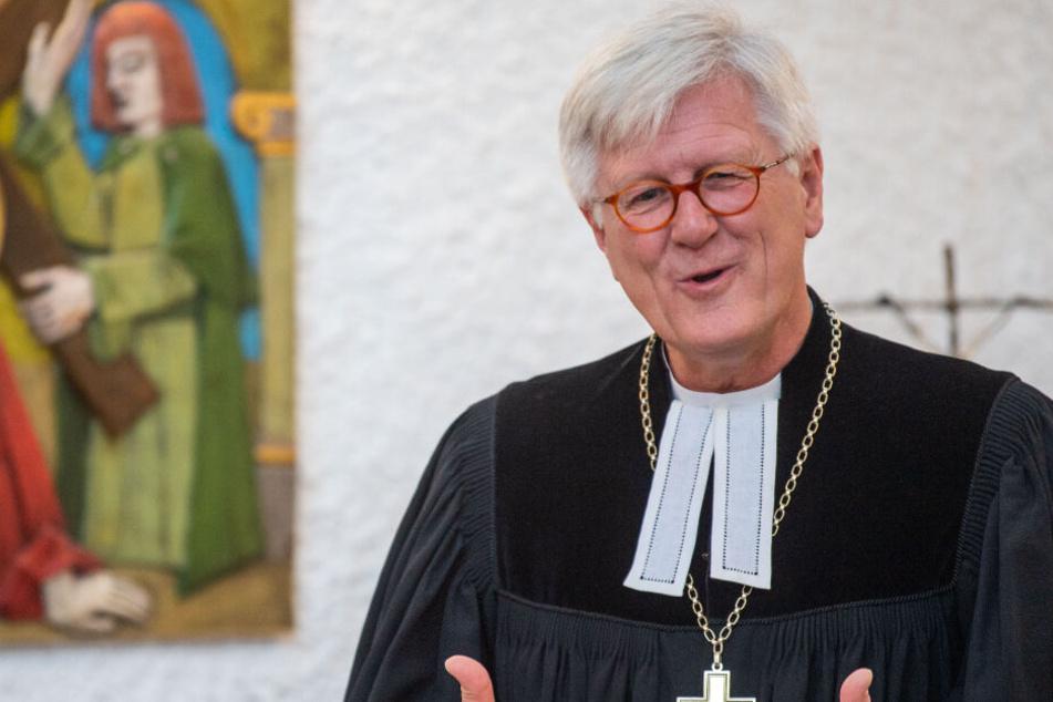 Sexueller Missbrauch: Landesbischof stellt sich gegen Verjährungsfristen