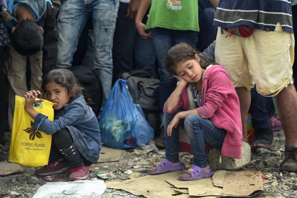 Man sollte die Augen vor Gewalt, Leid und Elend nicht verschließen – und die Rechte der Kinder verteidigen.