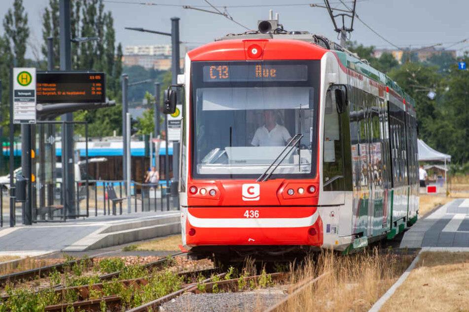 Straßenbahn von Chemnitz nach Aue: Der Baubeginn verzögert sich!