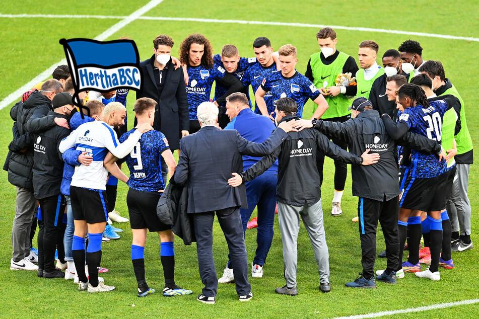 """Hertha trotzt der Quarantäne und schöpft Mut: """"Mehr, als ich erwartet habe"""""""