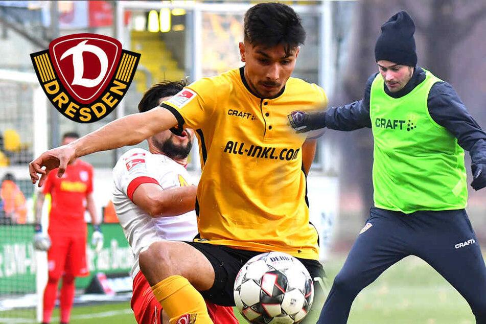 Atilgan, Röser oder beide: Wen lässt Fiel für Dynamo stürmen?