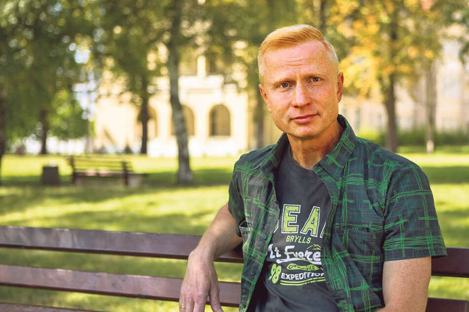 Jens Ullrich (54) ist ratlos. Einige evangelische Gemeinden in Aue grenzen ihn wegen seiner Homosexualität aus.