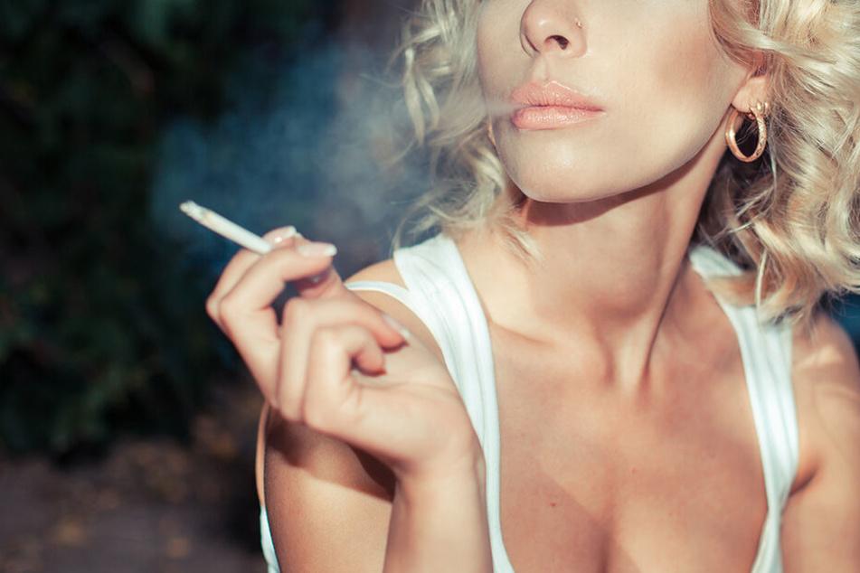 Bei Rauchern macht das Herz früher schlapp