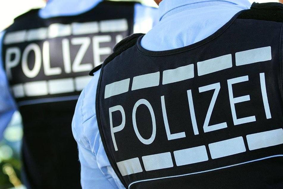 Zwei Polizisten wurden bei dem Einsatz verletzt.