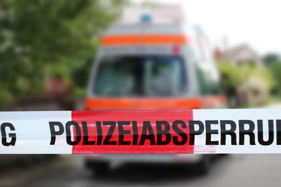 Horror-Unfall: Frau (37) verbrennt im Wagen