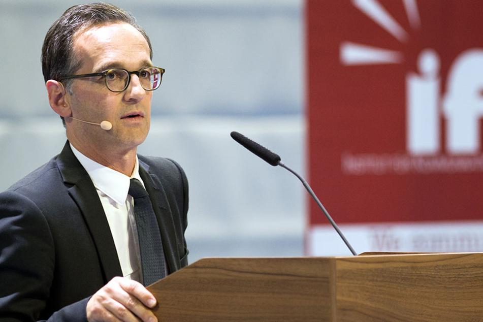 Heiko Maas soll von der SPD als Nachfolger von Sigmar Gabriel präsentiert werden.