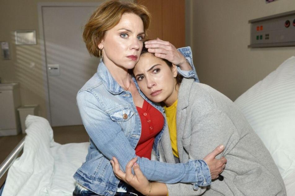 Hier bahnt sich ein großes GZSZ-Drama an: Laura ist schwer krank!