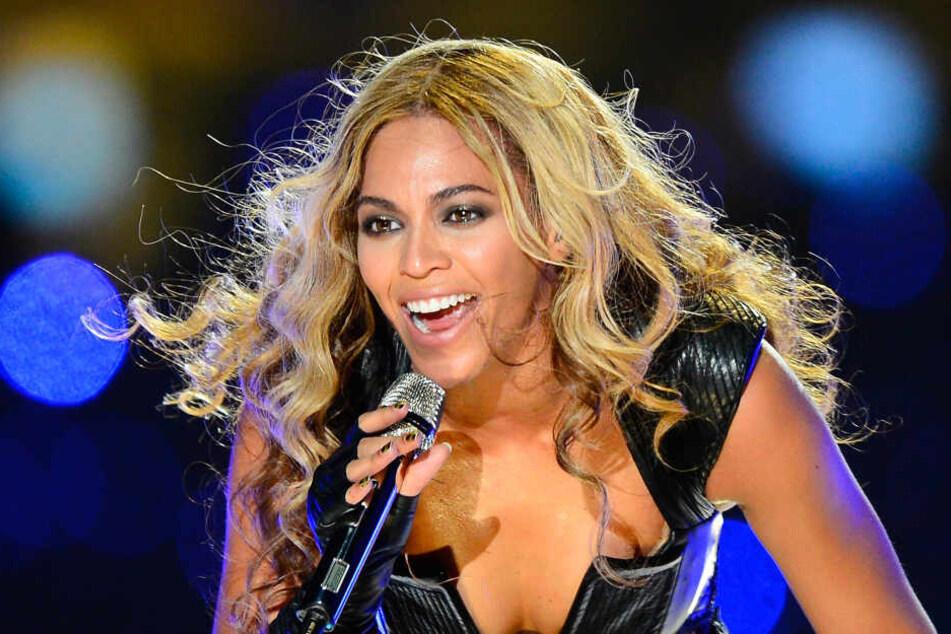 Beyoncé drängt ihre Fans mit kuriosem Gewinnspiel zu veganem Essen