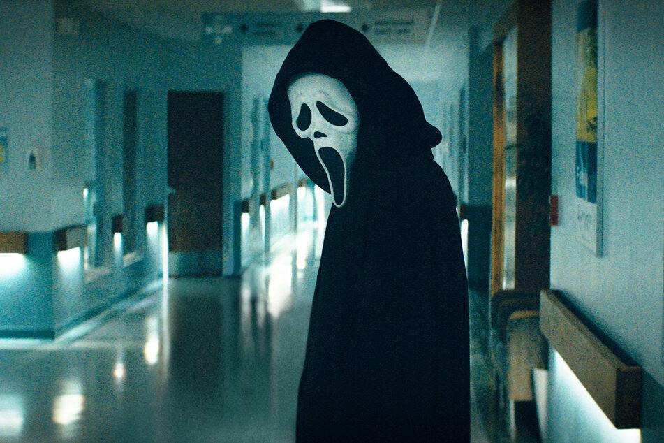 """Der Ghostface-Killer verbreitet im neuen """"Scream""""-Teil Angst und Schrecken!"""