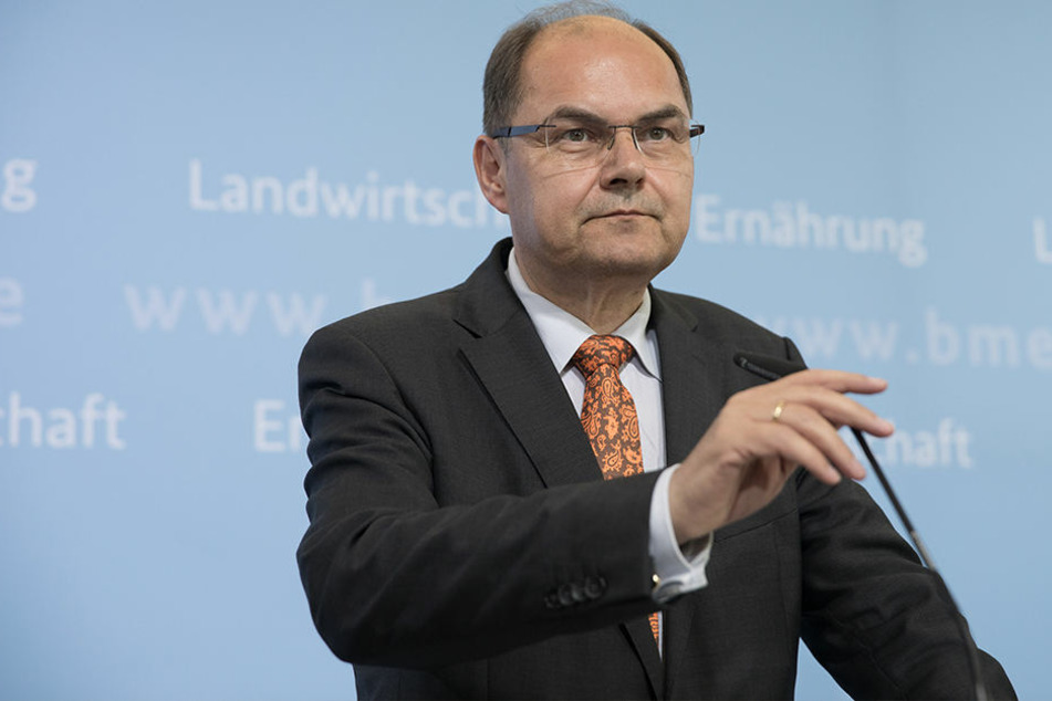 Will die Abschussfreigabe: Bundeslandwirtschaftsminister Christian Schmidt (CSU).