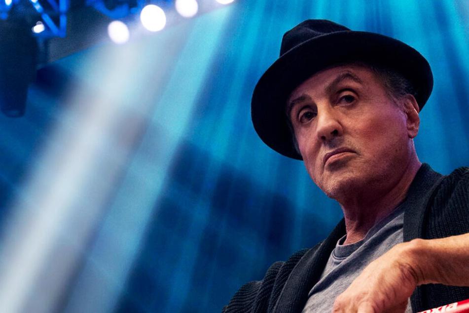 """Bitter! Darum hat Sylvester Stallone in """"Creed II"""" eine andere deutsche Stimme"""