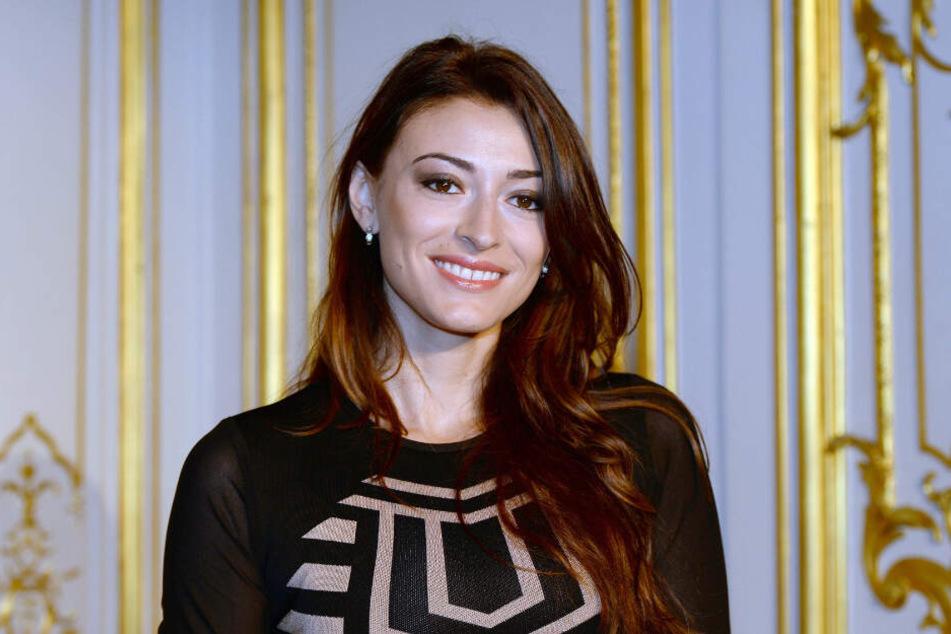 Nicht mehr mit dem VfB-Star zusammen: TV-Moderatorin Rachel Trapani. (Archivbild)