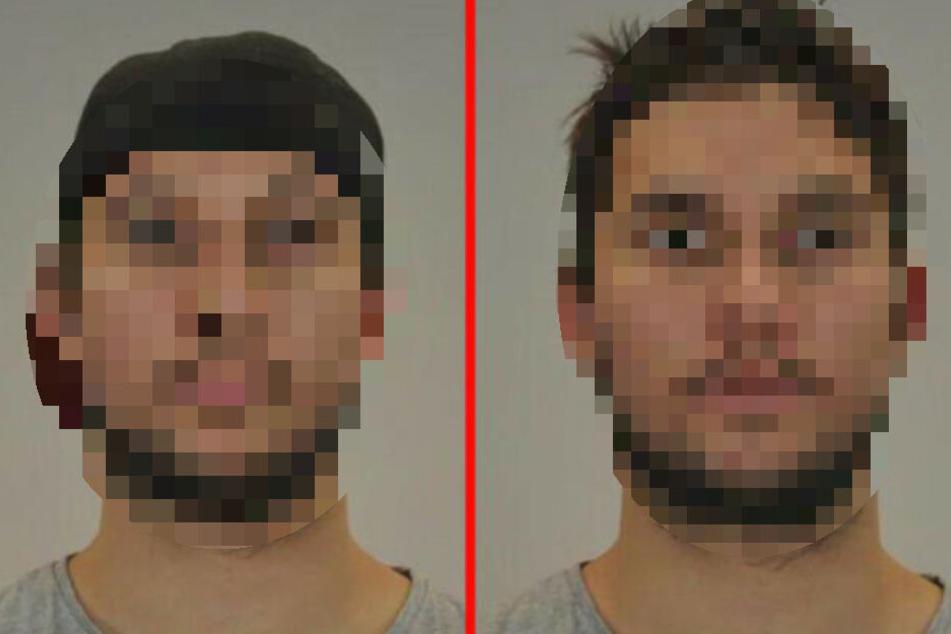 Die Polizei hat Fotos des Schwagers veröffentlicht.
