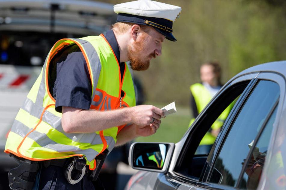In Bayern wurden einmal mehr zahlreiche Autofahrer kontrolliert. (Symbolbild)