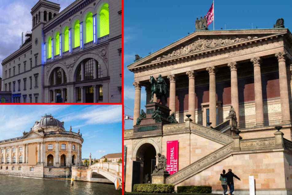 Der Hamburger Bahnhof, die alte National Galerie und die Museen auf der Museumsinsel: Nur eine kleine Auswahl an Kulturstätten, die vielleicht bald kostenlos zugänglich sind.