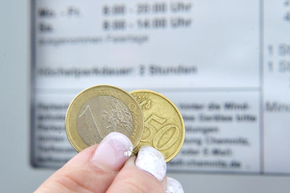 Parken im direkten Zentrum kostet derzeit 1,50 Euro pro Stunde. Das soll auch  so bleiben.