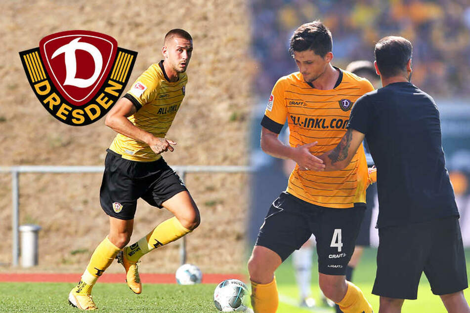 Wer ersetzt bei Dynamo Rotsünder Nikolaou?