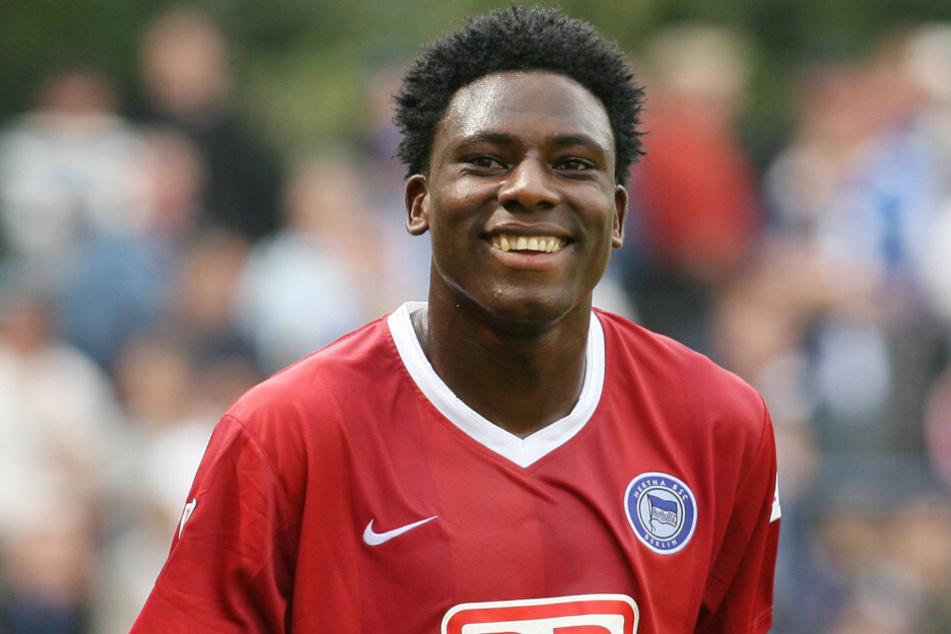 Solomon Okoronkwo kommt für Hertha BSC auf 39 Bundesligaspiele-