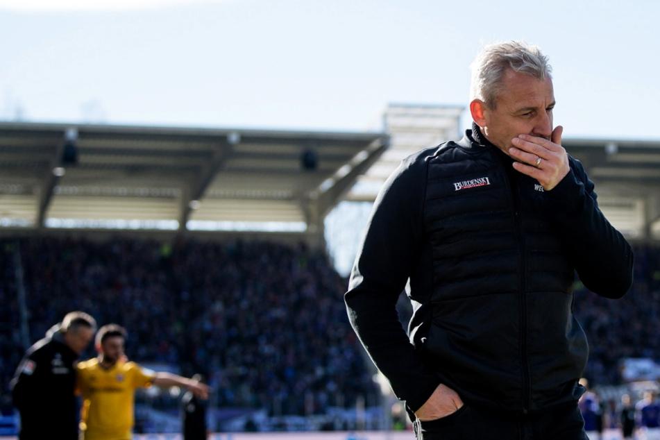 """Ex-Auer Dotchev: """"Dresden ist die beste Mannschaft""""!"""