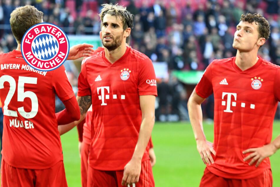 FC Bayern: Neuer Vertrag oder doch Abschied? Zeichen bei Javi Martínez deutlich