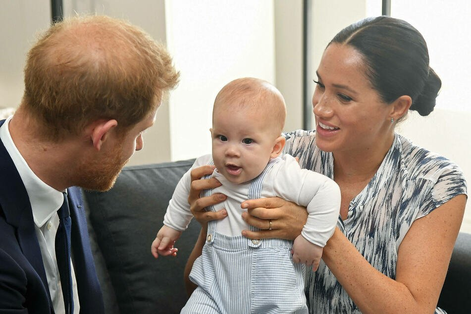 Why did Meghan Markle change the name on Archie's birth certificate?