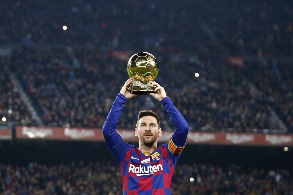 The era of Lionel Messi (33) at Barca might be coming to an end.