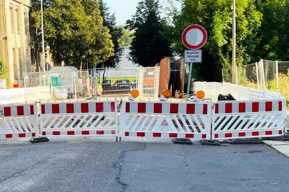 Baustellen Chemnitz: Hier braucht Ihr Geduld: Das sind die aktuellen Baustellen in Chemnitz