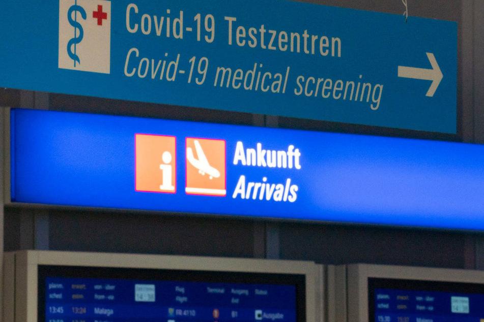 Schärfere Corona-Kontrollen ab heute am Frankfurter Flughafen