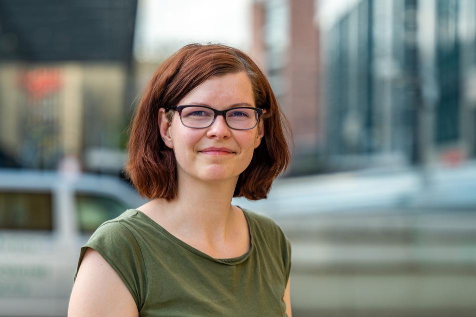 Stadträtin Sabine Brünler (36, Linke) fordert, dass dem Planetarium mehr Kapazitäten zur Verfügung gestellt werden sollen.