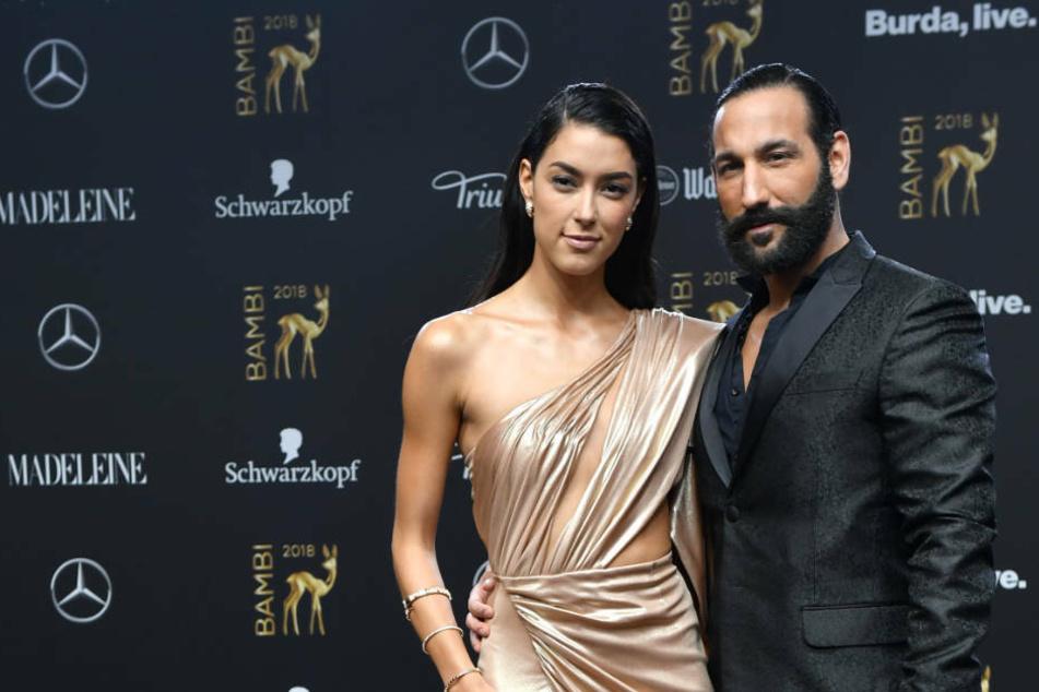 Seit 2012 sind Rebecca Mir (29) und Massimo Sináto (40) bereits ein Paar.