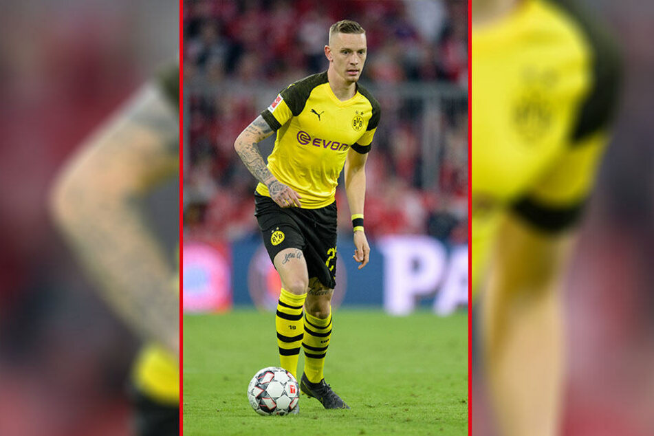 Das Fahrverbot für Fußball-Bundesligaspieler Marius Wolf (23) von Borussia Dortmund wegen Fahrens ohne Führerschein ist auf zwei Monate festgelegt worden.