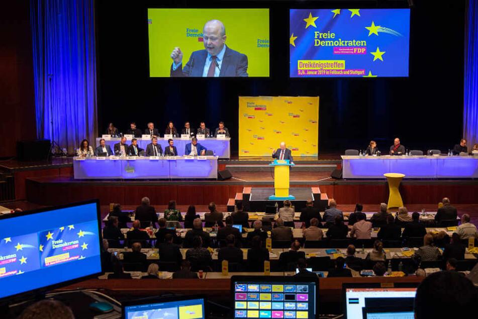 FDP eröffnet mit Parteitag politisches Jahr in Baden-Württemberg