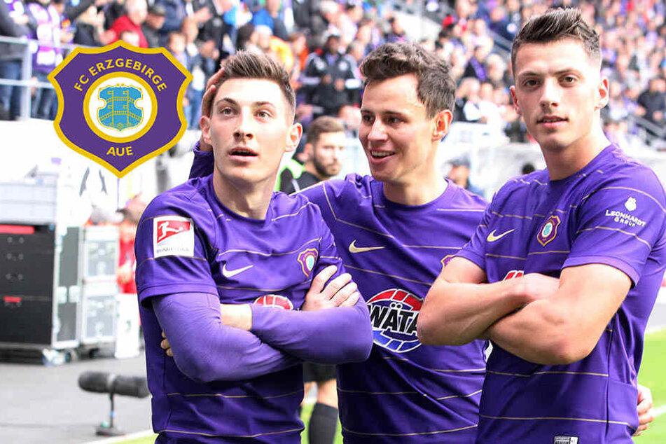 "Aues Fandrich: ""Die Lautstärke, die Wut der Dynamo-Fans, das pusht uns"""