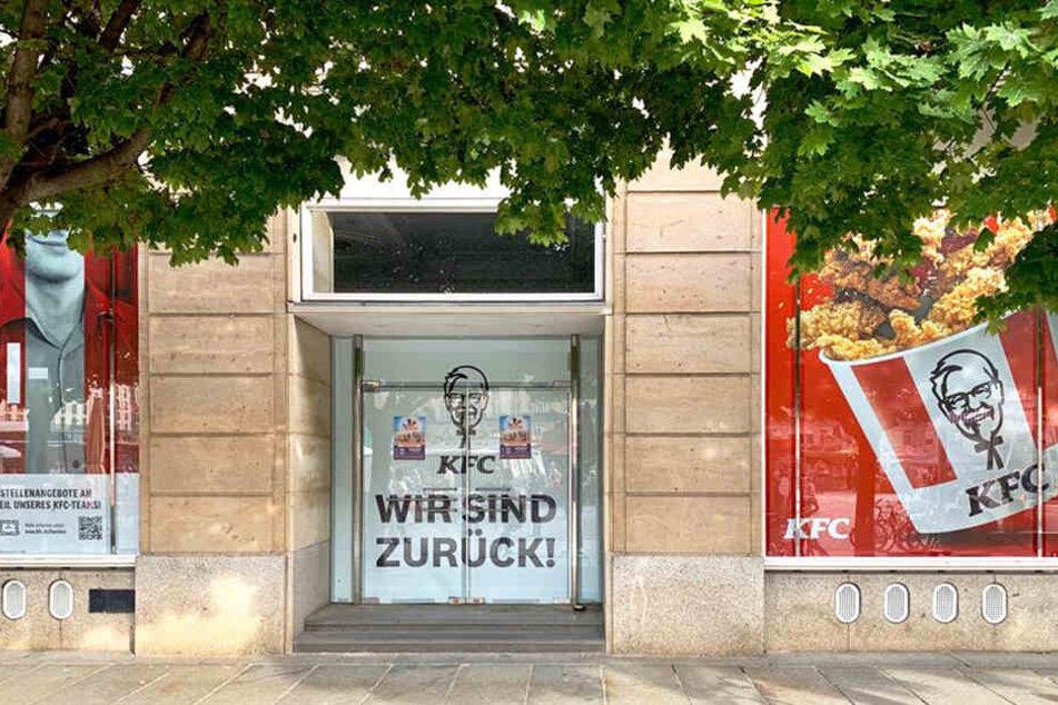 Am Altmarkt eröffnet die neue Filiale.