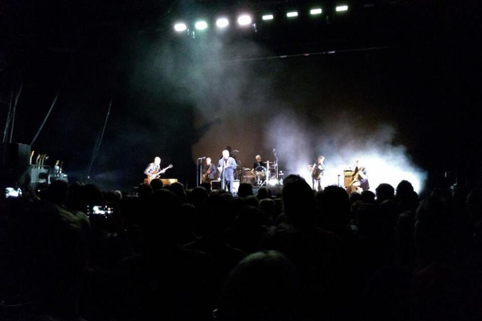 Element of Crime präsentieren ihr neues Album im letzten von drei Konzerten im Berliner Tempodrom.