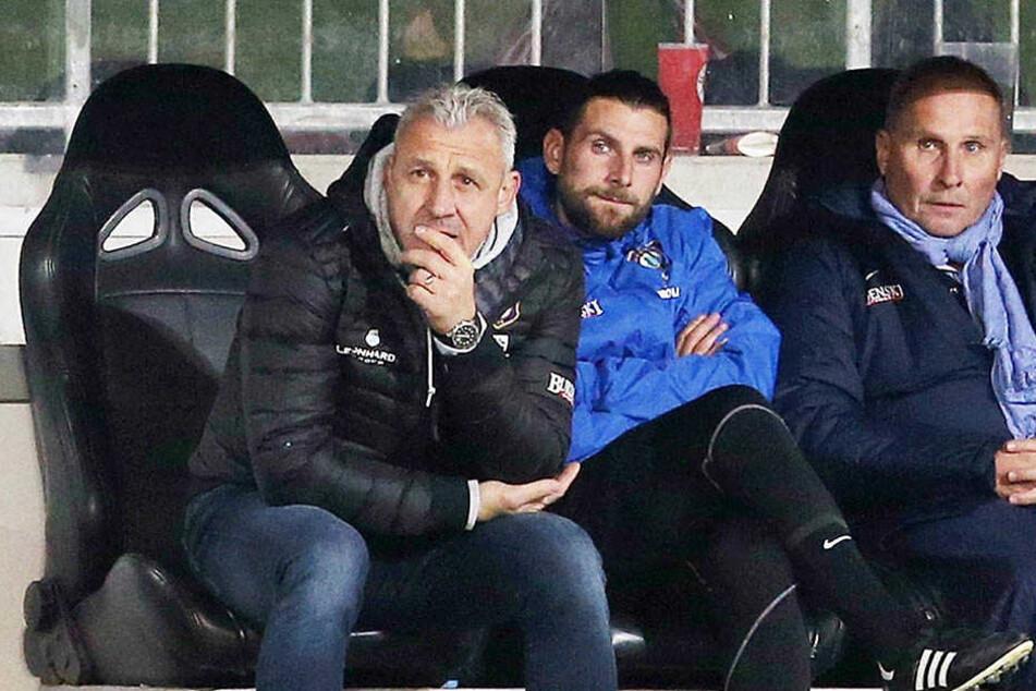 Die sportliche Leitung des FC Erzgebirge schaut genau hin, wer nach der Winterpause den Auern weiterhilft.